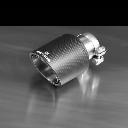 Tip Design Ø 102 mm Carbon schräg
