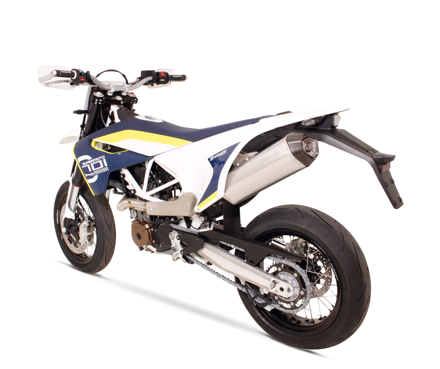 remus news bike info 06 16 husqvarna 701 supermoto. Black Bedroom Furniture Sets. Home Design Ideas