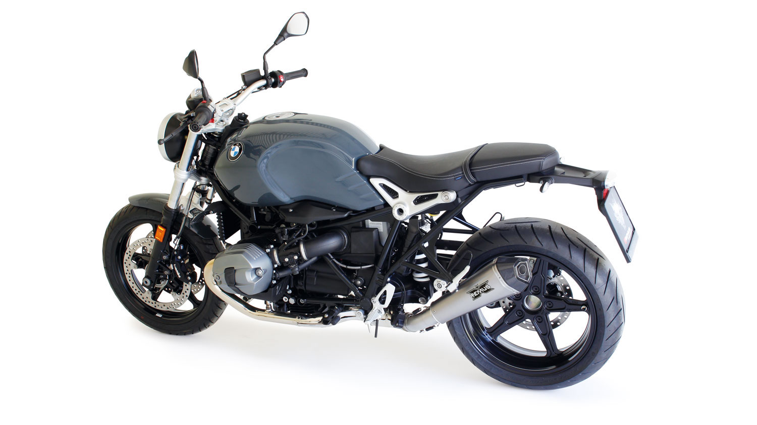 remus news bike info 12 race 17 bmw r nine t mod 17 racing exhaust options. Black Bedroom Furniture Sets. Home Design Ideas