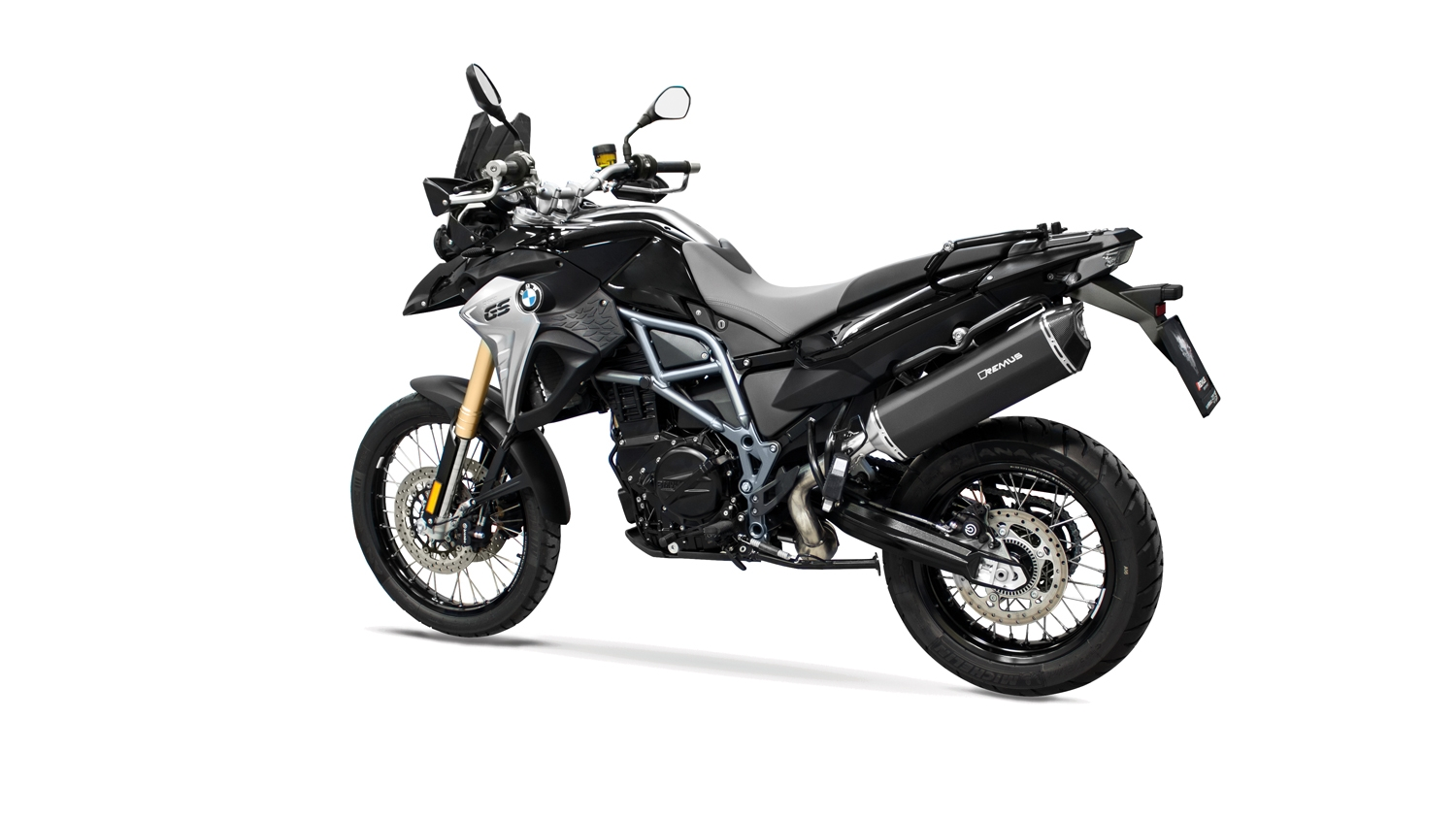 remus news bike info 14 17 bmw f 800 gs f 700 gs mod 2017 euro 4. Black Bedroom Furniture Sets. Home Design Ideas