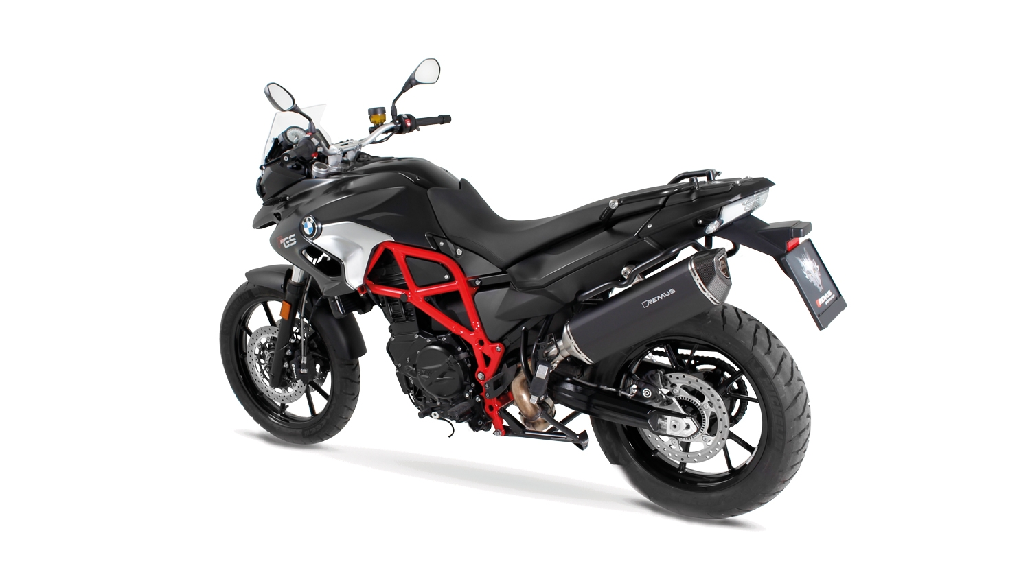 remus news bike info 14 17 bmw f 800 gs f 700 gs mod. Black Bedroom Furniture Sets. Home Design Ideas