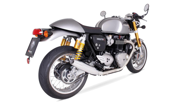 Remus News Bike Info 16 16 Triumph Thruxton 1200 R Mod 16