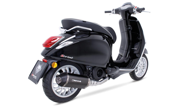 remus news bike info 05 17 update piaggio vespa sprint 3v. Black Bedroom Furniture Sets. Home Design Ideas
