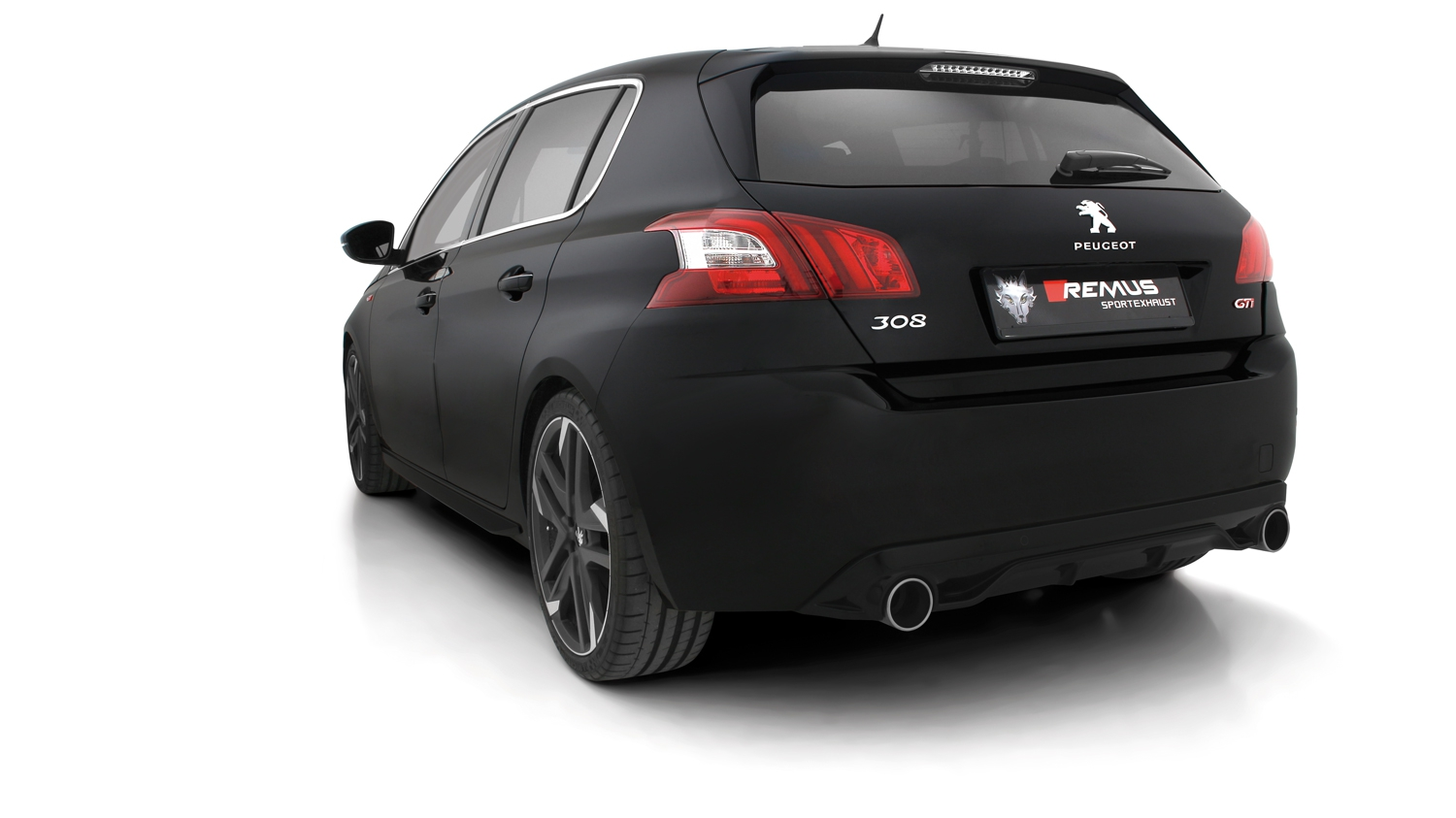 remus news - remus product information 27-2016 peugeot 308 gti