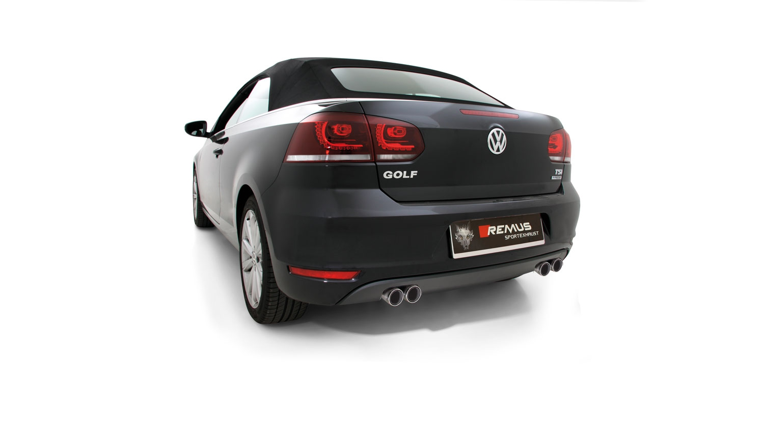 remus news remus product information 38 2016 vw golf vi golf vi cabrio scirocco. Black Bedroom Furniture Sets. Home Design Ideas
